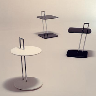 Eileen Gray Side Tables Migrant Resource Network