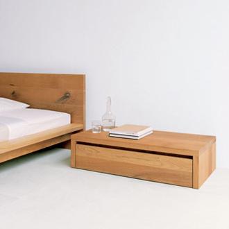 low bedside table ideas – loris decoration Low Night Table